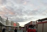 Pożar w Galerii Piastovej