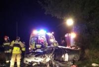 Kierowcy uwięzieni w autach! Groźny wypadek w Maleninie