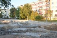 Uciążliwy remont ul. Laubitza. Miasto nie odpowiada na pytania