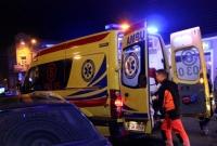 Potrącenie pieszego w Trzemesznie! Mężczyzna w ciężkim stanie trafił do szpitala
