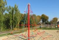 Nowy plac zabaw na Ustroniu