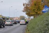 Potrącenie rowerzystki! Kobieta trafiła do szpitala
