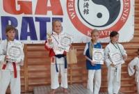 15 medali karateków Inochi Gniezno w Witkowie