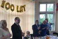 Rówieśnica wolnej Polski. Pani Cecylia skończyła 100 lat