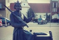 Zegar i posąg Wacława II wzbogaciły przestrzeń miejską