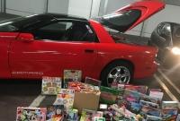 Nocna Jazda Samochodem Bez Celu Gniezno zebrała zabawki dla dzieci z onkologii