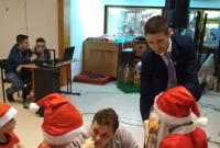 Integracja na sportowo i świątecznie w gminie Niechanowo