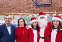 Integracja na sportowo i świątecznie w Owieczkach