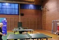 Zmagania sołtysów w tenisie stołowym