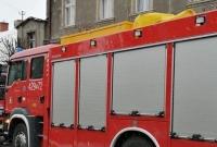 Pracowita niedziela strażaków! Kolizja i tlenek węgla
