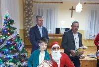 Na sportowo i świątecznie w Łagiewnikach Kościelnych