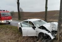 Wypadek w Kiszkowie