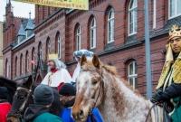 Orszak Trzech Króli przeszedł ulicami Pierwszej Stolicy