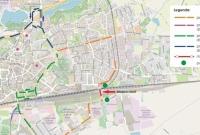 Zamknięcie przejazdu na ul. Pod Trzema Mostami już 14 stycznia