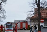 Zadymienie w gnieźnieńskim szpitalu