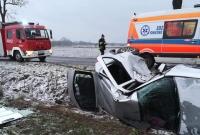 Kolejny wypadek w Kiszkowie