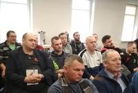 Strażacy ochotnicy podnosili swoje kompetencje