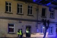 Dwie osoby zginęły w pożarze