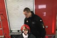 Jestem bezpieczny w domu - wycieczka do Straży Pożarnej
