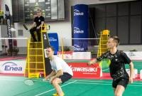 Badmintonowe medale rozdane