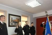 Nowo przyjęci strażacy złożyli ślubowanie