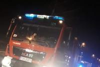 Pożar w Zdziechowie