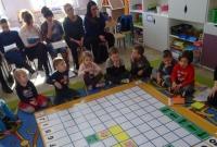 Nauczycielki z Francji i Grecji w gnieźnieńskim Plastusiowie