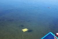 Dron podwodny szukał topielca