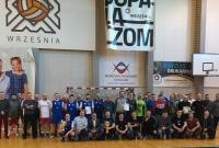 Policjanci z Gniezna zajęli III miejsce w turnieju we Wrześni