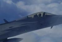 Powidzka Bryza przechwycona przez siły powietrzne Czech! Samolot uległ awarii