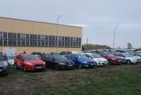 20 zł za godzinę parkowania pod halą widowiskowo-sportową