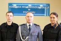 Nowi w szeregach wielkopolskiej Policji