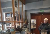 Dzieci z Przedszkola Nr 6 w Muzeum Zabytków Kultury Technicznej