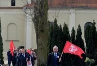 Polscy rolnicy uczcili Powstańców