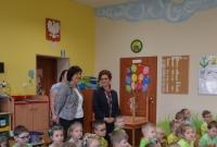 Przedszkolaki z Pyszczyna powitały wiosnę