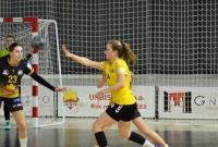 Wyraźne zwycięstwo MKS PR URBIS w meczu z Dwójką Łomża
