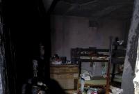 W Wilkowyi spłonął dom