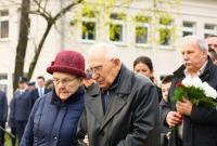 Hołd dla ofiar zbrodni katyńskiej