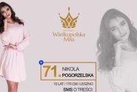 Oficjalna sesja półfinalistek Wielkopolska Miss 2019