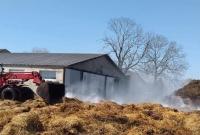 Pożar w Pyszczynie