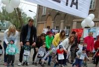 II Otwarty Bieg Przełajowy i III Marsz Nordic Walking za nami