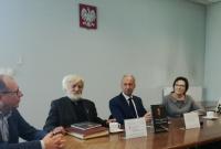 Promocja książki Tadeusza Panowicza
