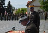 17. Pułk Ułanów Wielkopolskich otrzymał sztandar