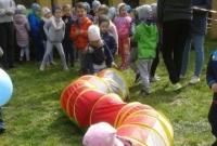 Dzień Sportu w Przedszkolu Nr 8
