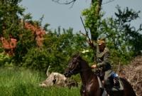 Ze Zdziechowy wyruszył ułański rajd konny