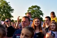 Kamil Bednarek wystąpił w Witkowie! Koncert przyciągnął tłumy