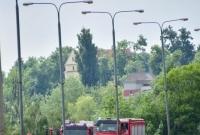 Wypadek na Trasie Zjazdu Gnieźnieńskiego! Kierowca