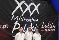 Podwójne Wicemistrzostwo Polski Wiktorii Łuczyńskiej