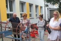Delegacje z 5 krajów w Gminie Kiszkowo