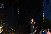 Michał Szpak wystąpił na Placu Św. Wojciecha